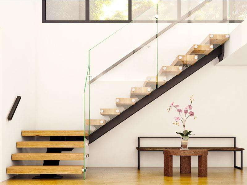 Cầu thang sử dụng công thức 4x+1