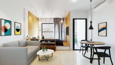 phong thủy căn hộ chung cư studio
