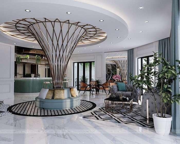 phong thủy thiết kế khách sạn