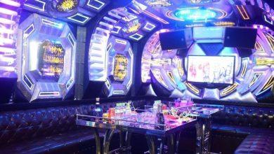 phong thủy tốt cho quán bar, karaoke