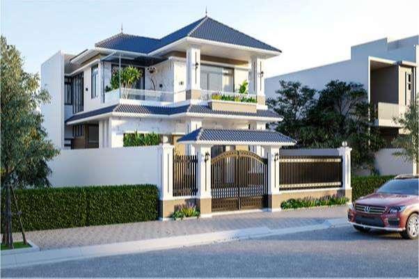phong thủy villa - biệt thự