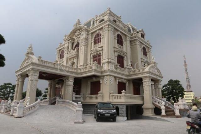 dinh thự Tổng Tài Sơn