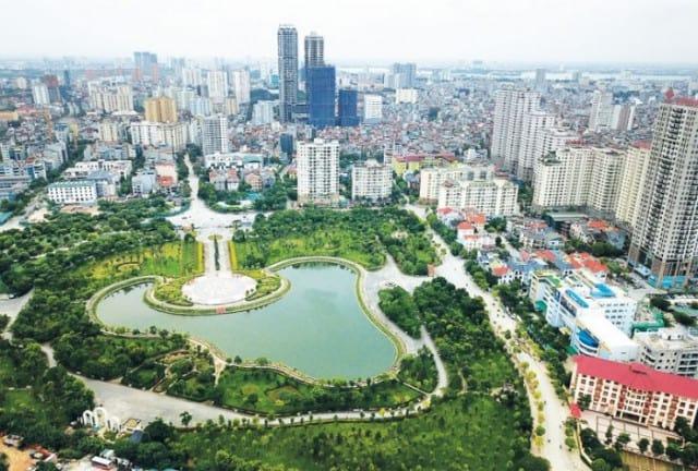 Quy hoạch khu đô thị