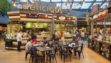 Food Court là gì