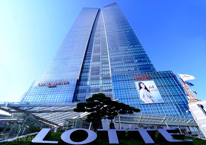 Lotte Center là tòa Landmark