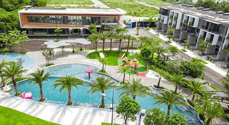 Club House dự án The Standard Central Park Bình Dương.