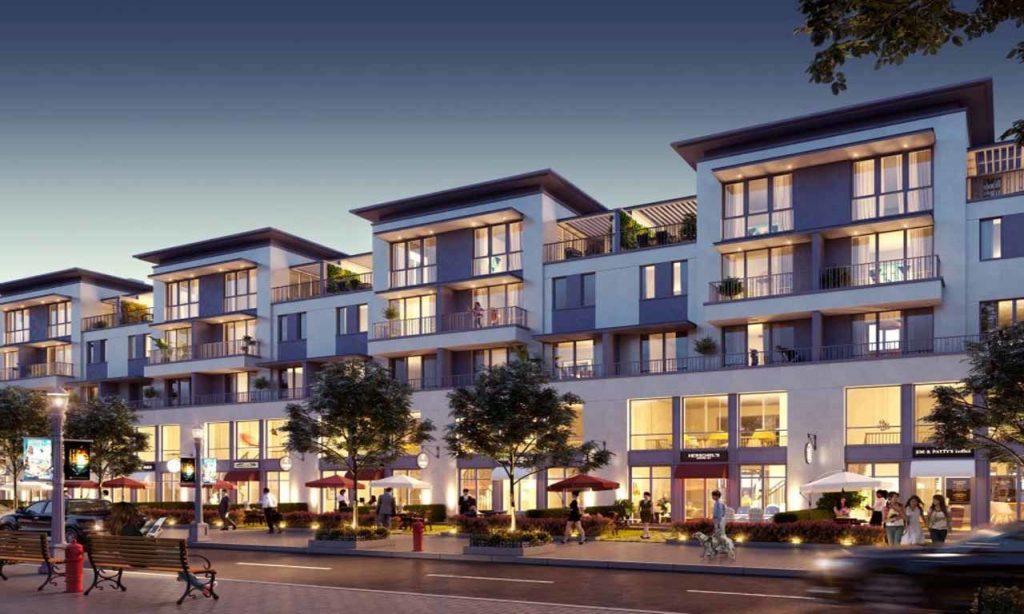 Một căn hộ shophouse với vị trí đắc địa sẽ dễ cho thuê hoặc bán lại hơn trong tương lai.