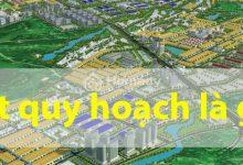 có nên mua đất quy hoạch